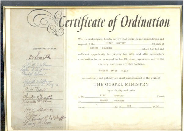 photo relating to Free Printable Minister License Certificate titled Free of charge Certificate: Absolutely free Ordination Certification